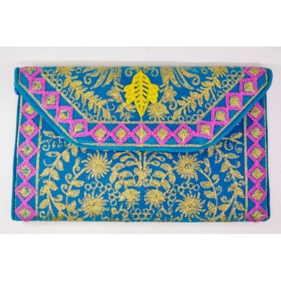 Sindhi Design Hand Clutches To For A Desi Tarka