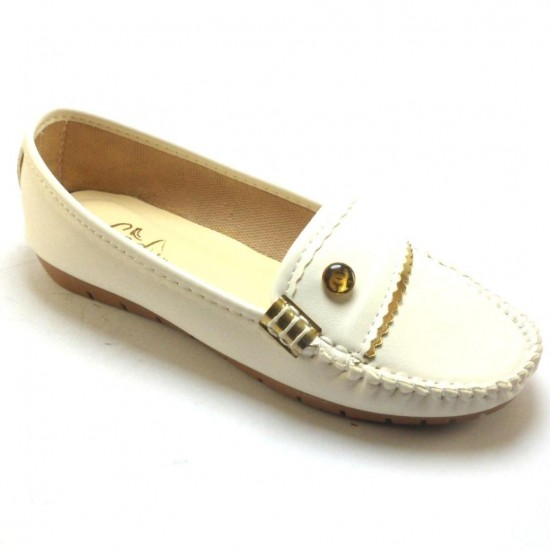 Stylish Girl Casual Shoe - White