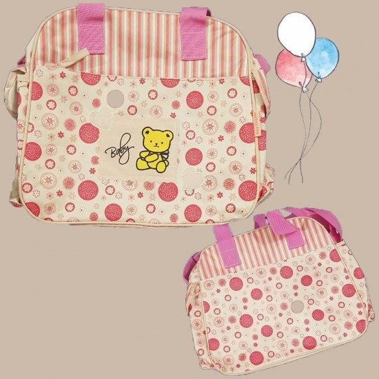 Mothers Baby Bags Medium size with changing mat
