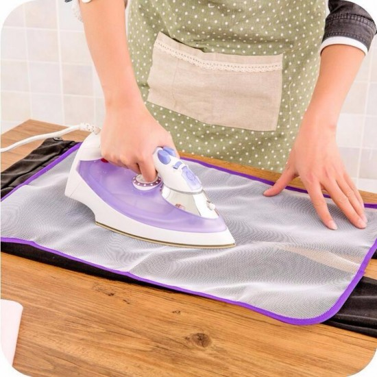 oddity Anti-heat Home Using Iron Cloth Cover Press Mesh Protective Ironing Pad High Quality Convenient Ironing Boards