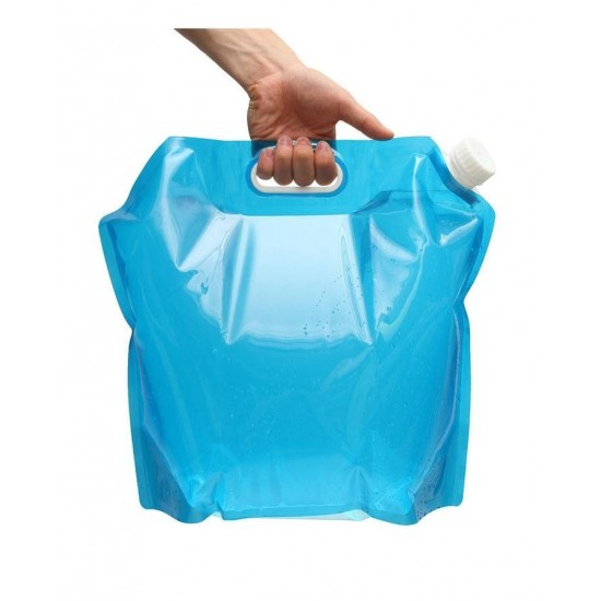 5 Litres Collapsible Outdoor Folding Water Bag