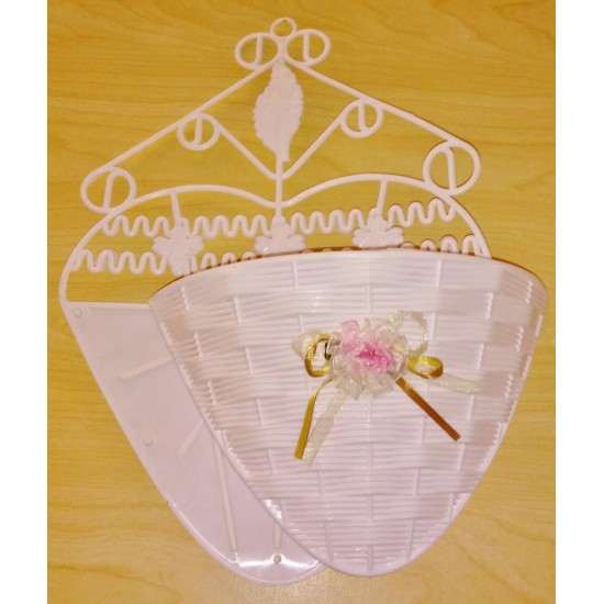 (PACK OF 3) Classy Design Wall Hanging Basket