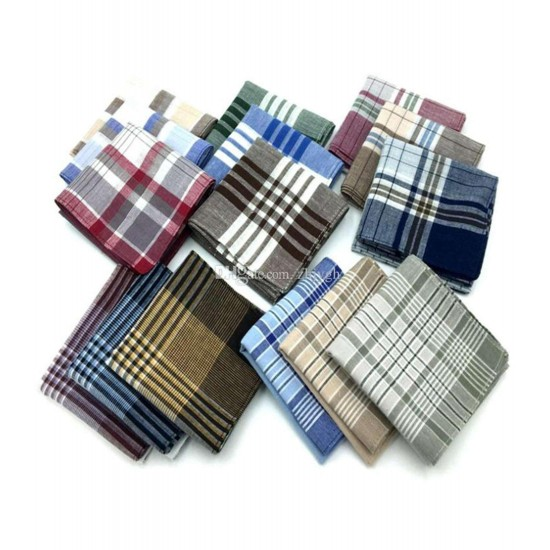 Pack Of 6 - High Quality Imported Handkerchief