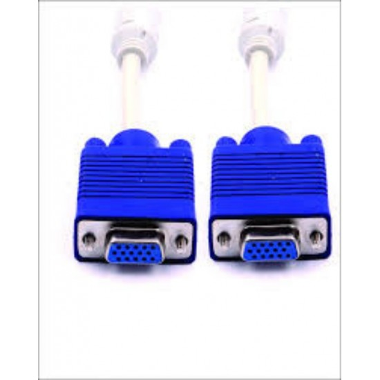 Vga Y Cable Od 8mm - White