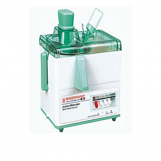 Hard Fruit Juicer - WF-2405 - Green & White