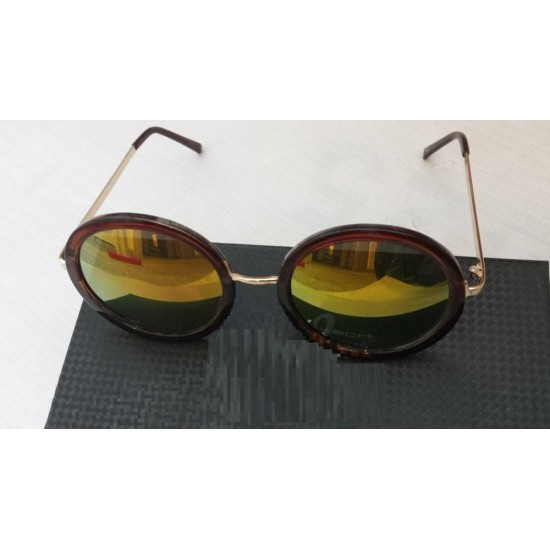 Classic Ladies Metal Frame High Quality Material Sunglasses For Womens