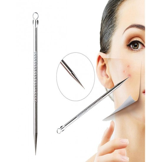 Acne Needle - Stainless Steel - Silver