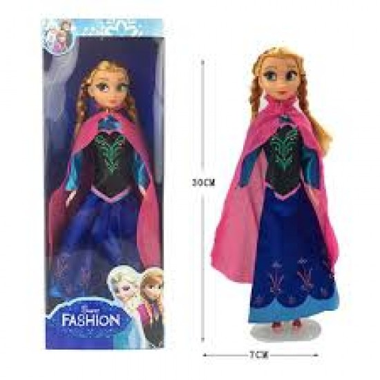 Frozen Ice Power Silicone Doll